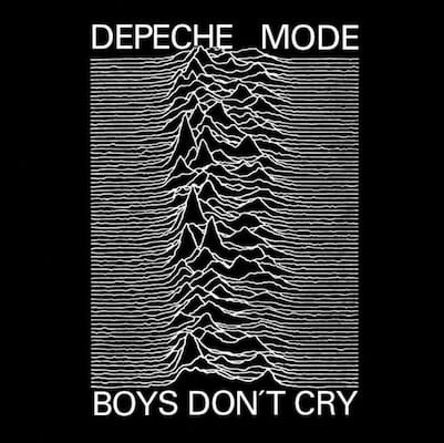 Depeche Mode, Boys Don't Cry.
